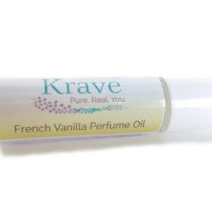 French Vanilla Perfume Oil