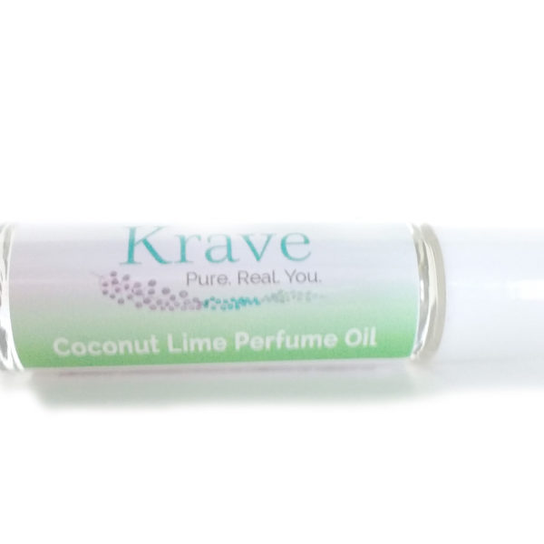 Coconut Lime Perfume Oil