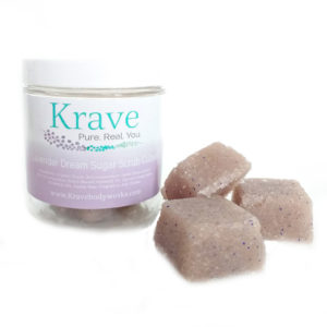 Lavender Dream Sugar Scrub Cubes