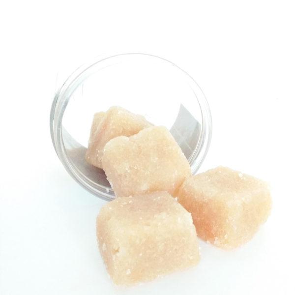 Mango Papaya Sugar Scrub Cubes