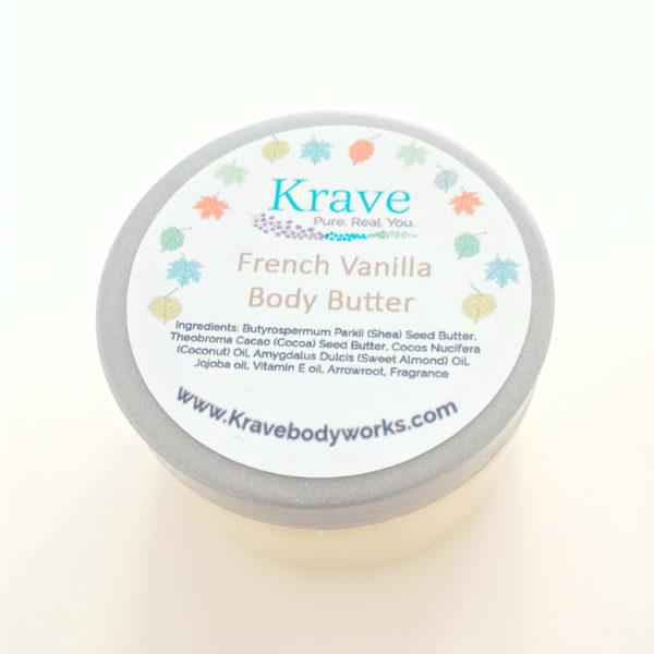 French Vanilla Body Butter