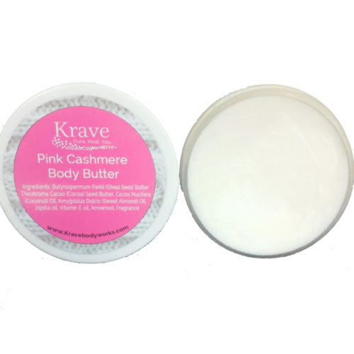 Pink Cashmere Body Butter