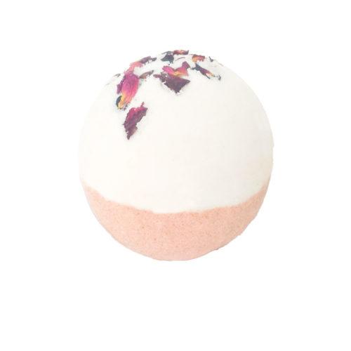 Large Pink Cashmere Bath Bomb